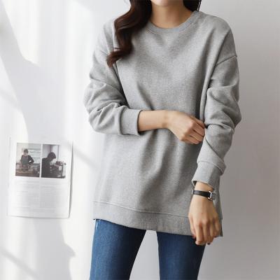 Gimo Perfect Cotton Sweatshirt - 안감기모
