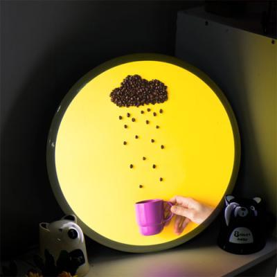 no487-LED액자35R_커피가내리는날씨