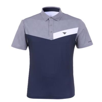골프웨어 골프복 반팔 티셔츠 남성 기능성 라운딩 D15
