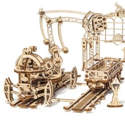 Rail Manipulator(머니퓰레이터)