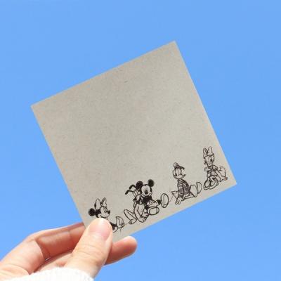 디즈니 미키와 친구들  떡메모지