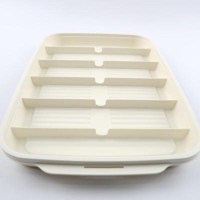 김밥 재료 보관 용기 밀폐 세트