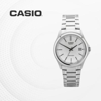 카시오 아날로그 남성 커플 손목시계 MTP-1183A-7A