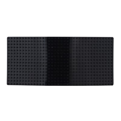 BRICKBRICK PIXEL F-PLATE BLACK