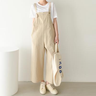 Linen Bio Jumpsuit