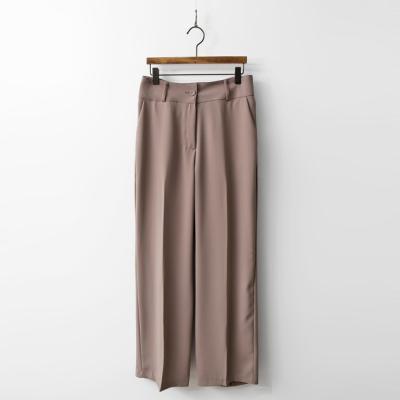 Semi Wide Leg Pants