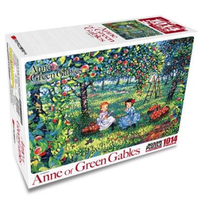 빨강머리앤 퍼즐 사과밭에서 1014 피스 직소퍼즐