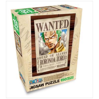 원피스 직소퍼즐 150pcs: Wanted 조로