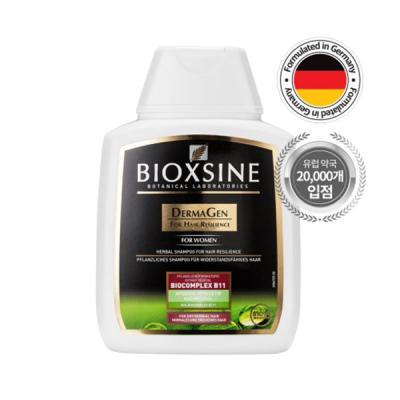 독일 BIOXSINE 두피케어 여성용 샴푸 300ml