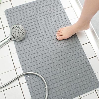 (와인앤쿡)모던 욕실 논슬립 안전매트 1개(색상랜덤)