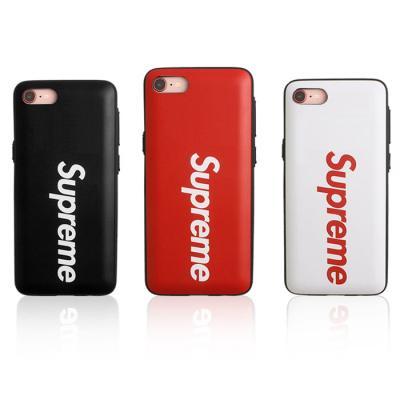 슈프림 카드도어범퍼 케이스(아이폰11)
