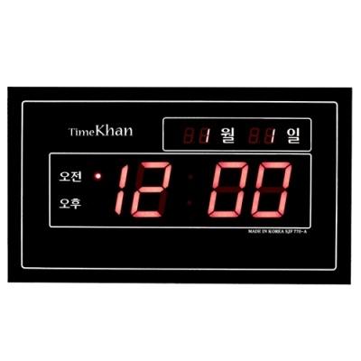 [타임칸] 디지털770벽시계 SJF770-A [개/1] 379701