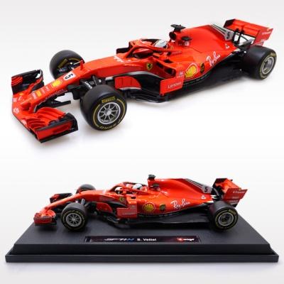 1:18 페라리 SF71H F1 레이싱카
