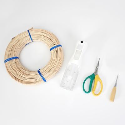 라탄 공예 재료 스타터 키트 - 도구 3종 포함