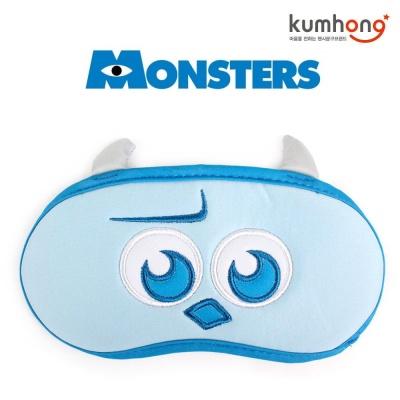 금홍팬시 몬스터 안대 블루 캐릭터 수면 보조 용품