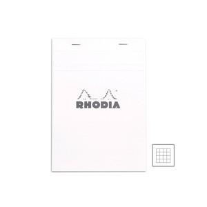 [로디아] 아이스 화이트 패드 NO.16(격자)