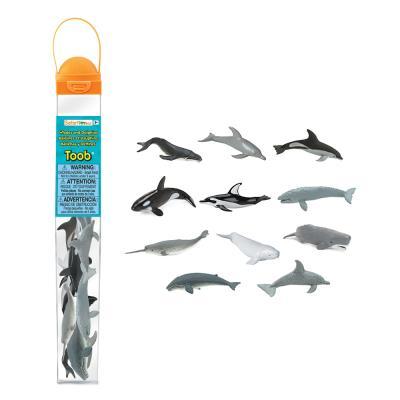 694704 고래와돌고래-튜브 Whales & Dolphins
