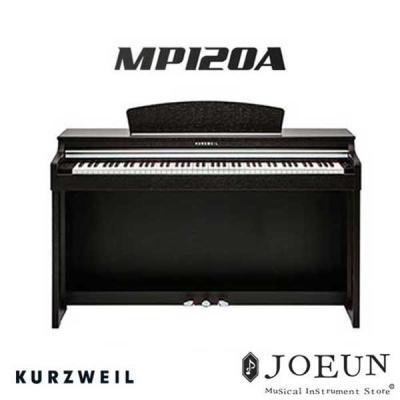 [커즈와일] 영창뮤직 MP120A 디지털피아노 풀패키지 (로즈우드_SR)