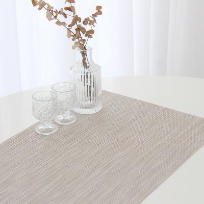 리넥  PVC 테이블매트 식탁매트 5Color 4개세트