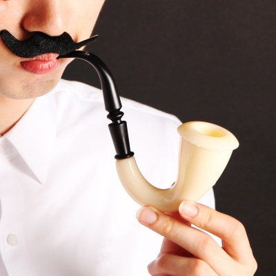 모형 파이프 담배