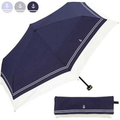 [양산] 패치드 마린 미니 3단양산 801-242