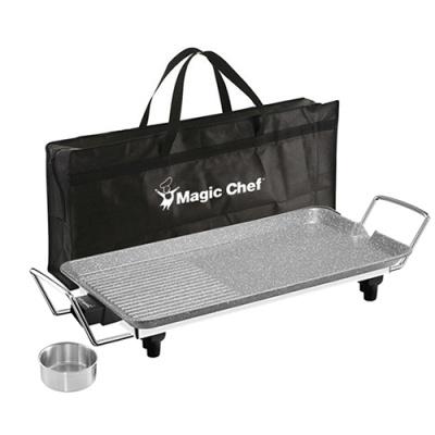 매직쉐프 와이드 전기 그릴 MEG-XH48G + 휴대용가방