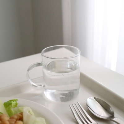 데일리유리머그잔 (내열컵)