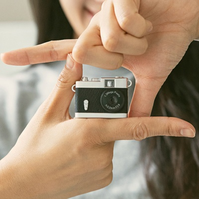 레트로감성 디지털 토이 카메라 Pieni_블랙