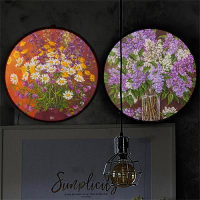 nh674-LED액자35R_아름다운화병에담긴꽃들