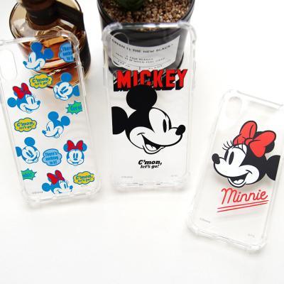 (방탄케이스) 디즈니 귀엽고시크해 휴대폰케이스