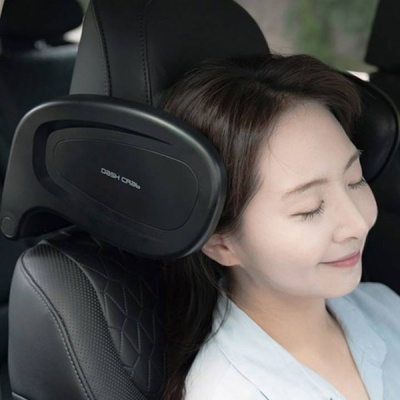 대쉬크랩 잘자 차량용 헤드레스트 목베개