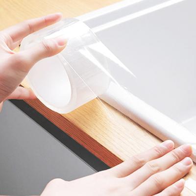 싱크대 투명 곰팡이방지 방수 PVC 테이프 3cmx10m