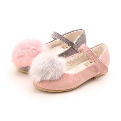 우리 바바라밍크 150-210 유아 아동 여아용 구두 신발