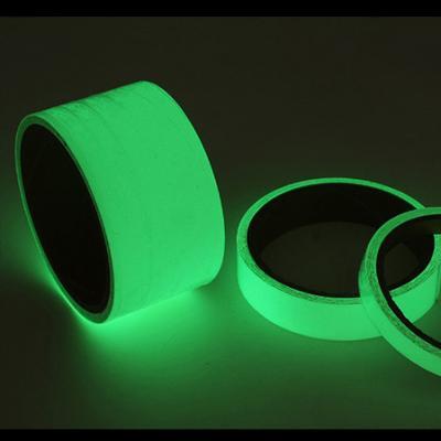 1cm x 3m 야광 형광 축광테이프 반사테이프
