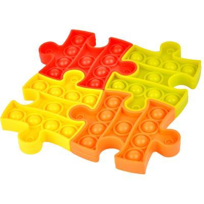 4조각 푸쉬 팝 퍼즐 - 베이직