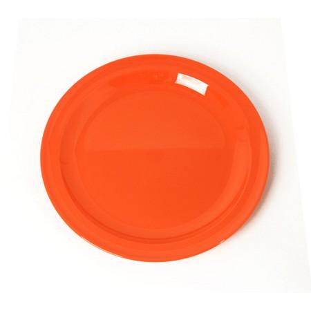 Retro 와플디쉬-오렌지