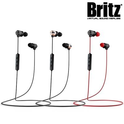 브리츠 블루투스4.1 이어폰 BZ-M9000 (통화+음악 / 고감도 마이크 / apt-X 코덱 / 케이블 리모컨 / IP54 등급 방수 / 충전)