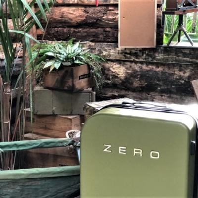 ZERO 2 스마트캐리어 27 INCH OLIVE GREEN
