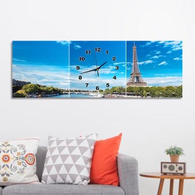 파리 세느강 병풍 벽시계(90cm)
