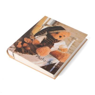 엠스토리지 포켓 포토앨범(브라운)(50매) / 사진첩