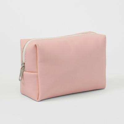 아도라블 방수파우치(핑크) / 수납 메이크업파우치
