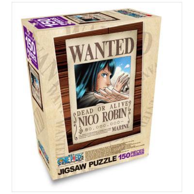 원피스 직소퍼즐 150pcs: Wanted 로빈