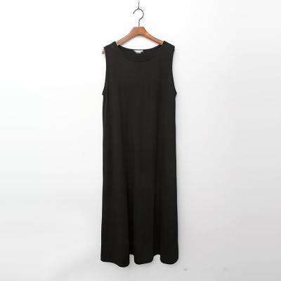 Cotton Bio Tank Long Dress