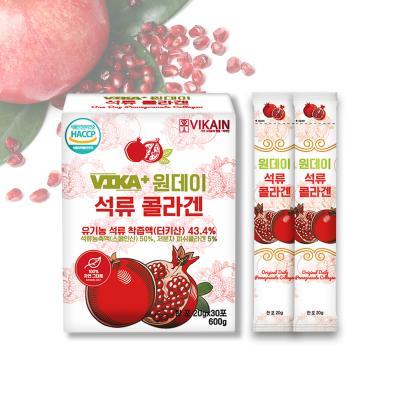 비카인 원데이 석류 콜라겐 1BOX (30포)