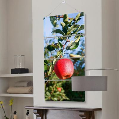 nk372-가을햇살과빨간사과한알(4단)