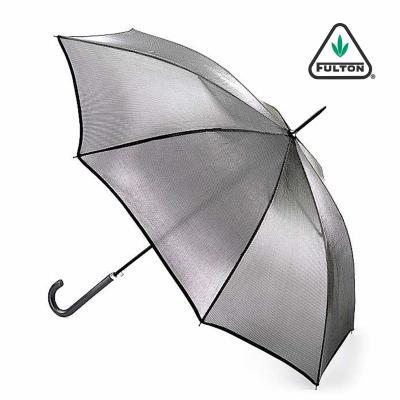 펄튼 자동 장우산 큐-2 실버 이리데슨트