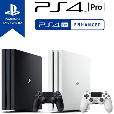 PS4 프로 본체 BLACK 7218 (1TB)