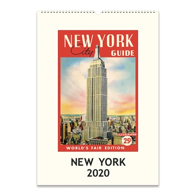 2020 카발리니 캘린더 NewYork