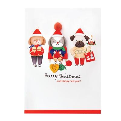 크리스마스 카드 FS1032-3
