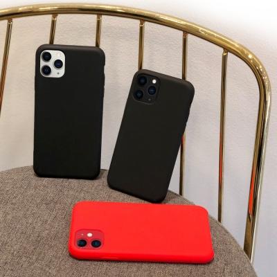 얼티밋 퓨어 실리콘 아이폰11프로 케이스